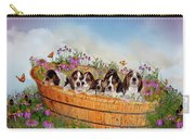 Growing Puppies Carry-all Pouch