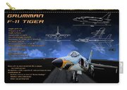 Grumman F-11 Tiger Carry-all Pouch