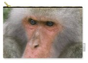 Grumpy Monkey Carry-all Pouch