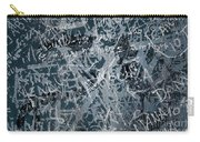 Grunge Background I Carry-all Pouch by Carlos Caetano