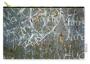 Grunge Background IIi Carry-all Pouch by Carlos Caetano