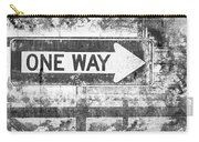 Grunge One Way Carry-all Pouch