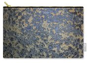 Grunge Texture Alien Landscape Crater Glazed Paint Spotted Rough Abstract Carry-all Pouch