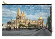 Guadalajara Cathedral Carry-all Pouch