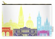 Guadalajara Mx Skyline Pop Carry-all Pouch