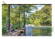 Guadalupe River - Gruene Carry-all Pouch