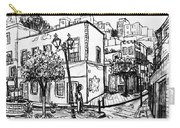 Guanajuato Street Carry-all Pouch