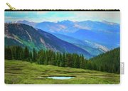 Guanella Pass Impression Carry-all Pouch