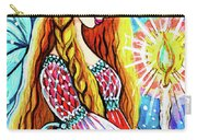 Guardian Mother Of Life Carry-all Pouch