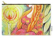 Guardian Mother Of Light Carry-all Pouch