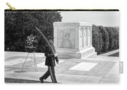 Guarding The Unknown Soldier Carry-all Pouch