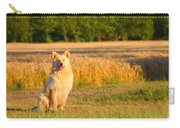 Guarding The Wheat Carry-all Pouch