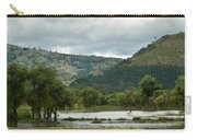 Guatemalan Nursery And Lake Carry-all Pouch