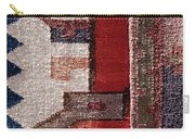 Guatemalan Rugs Carry-all Pouch