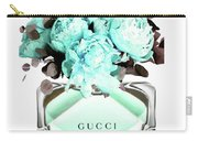 Gucci Blue Perfume Carry-all Pouch