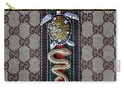 Gucci Monogram With Jewelry 3 Carry-all Pouch