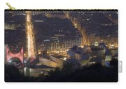 Guggenheim At Night II Carry-all Pouch