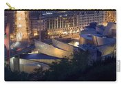 Guggenheim At Night Carry-all Pouch
