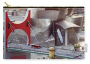 Guggenheim Bilbao Museum II Carry-all Pouch