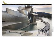 Guggenheim Bilbao Museum Carry-all Pouch