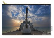 Guided-missile Destroyer Uss Higgins Carry-all Pouch