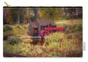 Guildhall Grist Mill In Fall Carry-all Pouch