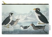 Guillemots And Auks Carry-all Pouch