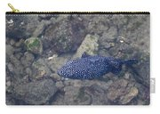 Guineafowl Pufferfish Carry-all Pouch