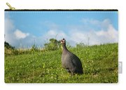 Guineafowl Searching Carry-all Pouch