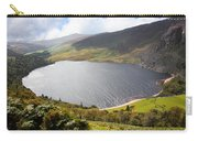 Guinness Lake In Wicklow Mountains  Ireland Carry-all Pouch