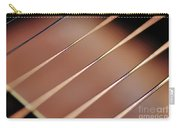Guitar Abstract 2 Carry-all Pouch