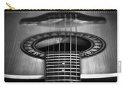 Guitar Close Up Carry-all Pouch