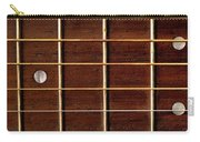 Guitar Fret Board Carry-all Pouch