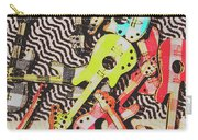 Guitar Playtime Carry-all Pouch