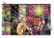 Guitar Watercolor Carry-all Pouch
