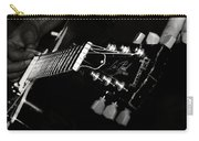 Guitarist Carry-all Pouch by Stelios Kleanthous