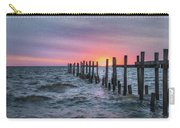Gulf Coast Sunrise Carry-all Pouch