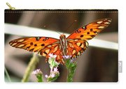 Gulf Fritillary 2 Carry-all Pouch