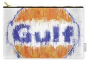Gulf Logo Carry-all Pouch