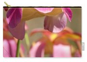 Gulf Purple Pitcher Plant Carry-all Pouch