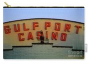Gulfport Casino Carry-all Pouch