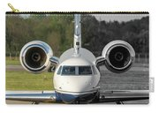 Gulfstream Aerospace G500 I-delo Frontal.nef Carry-all Pouch
