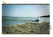 Gull Beach Carry-all Pouch