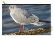 Gull On A Rope Carry-all Pouch