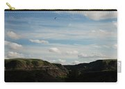 Gull Over The Badlands Carry-all Pouch