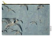 Gulls Carry-all Pouch by James W Johnson