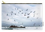 Gulls Of Carmel Carry-all Pouch