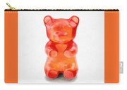 Gummy Bear Red Orange Carry-all Pouch