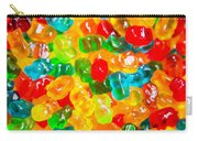 Gummy Bears Abstract Art Carry-all Pouch