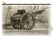 Gun At Fort Howard Carry-all Pouch